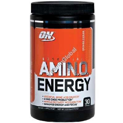 Amino Energy Orange Cooler 270g - Optimum Nutrition