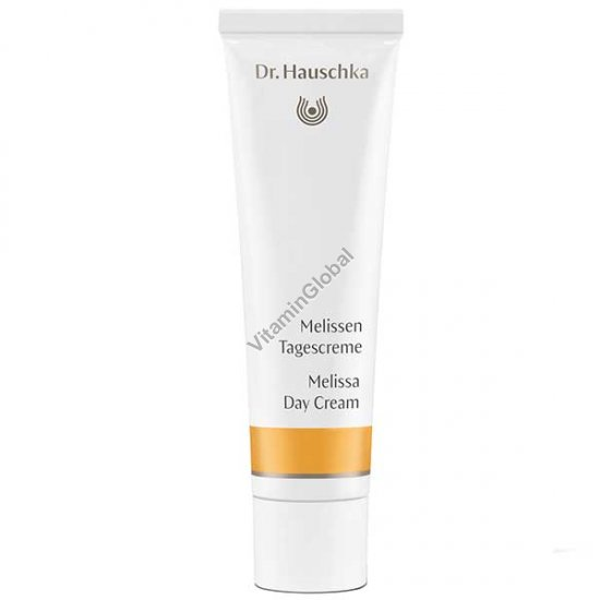 Melissa Day Cream Balances Combination Skin 30ml - Dr. Hauschka