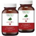 Viqua - Kosher Badatz Pomegranat Extract Complex with Phospholipids 120 (60+60) capsules - Nature's Pro