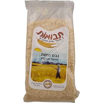 Kosher Wheat Germ 250g - Tvuot