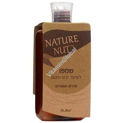 Shampoo for Dry & Damaged Hair 400 ml - Nature Nut
