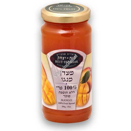 No Sugar Added Mango Jam 284g - Beit Yitzhak