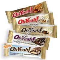 Peanut Butter & Caramel Protein Bar 85g - OhYeah!