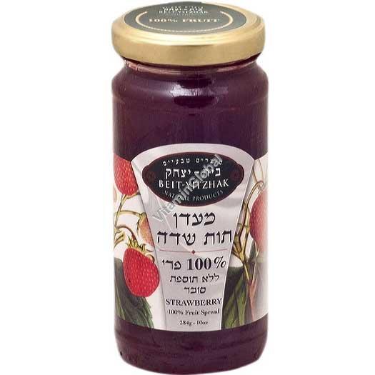 No Sugar Added Strawberry Jam 284g - Beit Yitzhak