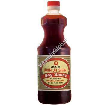 Tamari Soy Sauce 1L - Mandarin INC.