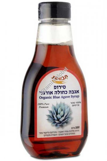 Organic Blue Agave Syrup 660g - Tvuot