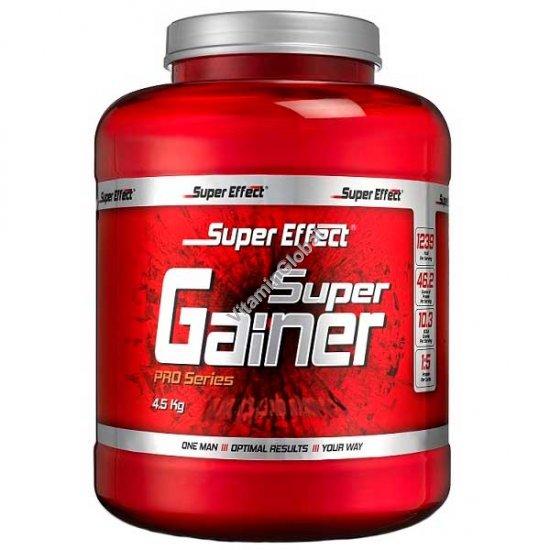 Kosher Super Gainer Chocolate Flavor 4500g - Super Effect