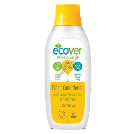"""Ecological Fabric Conditioner """"Under the Sun"""" 750ml - Ecover"""