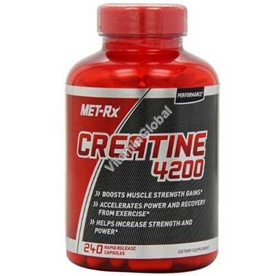 Creatine 4200 240 caps - MET-Rx