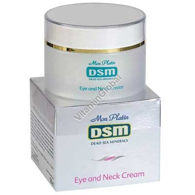 Eye & Neck Cream 50 ml - Mon Platin DSM