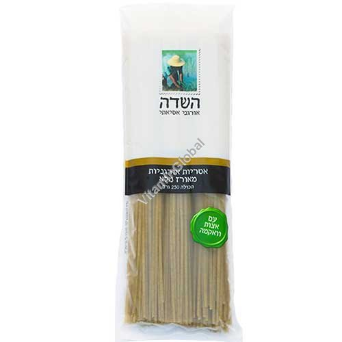 Organic Brown Rice & Wakame Noodles 250g - HaSade
