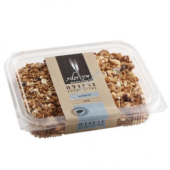 No Sugar Added, Dates & Halva Granola 300g - Dani & Galit
