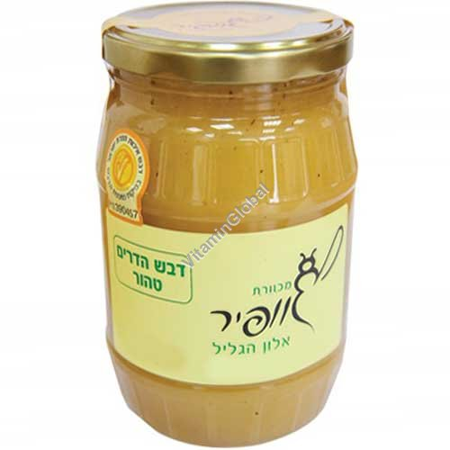 Pure Honey 500g - Ofir Bee Farm