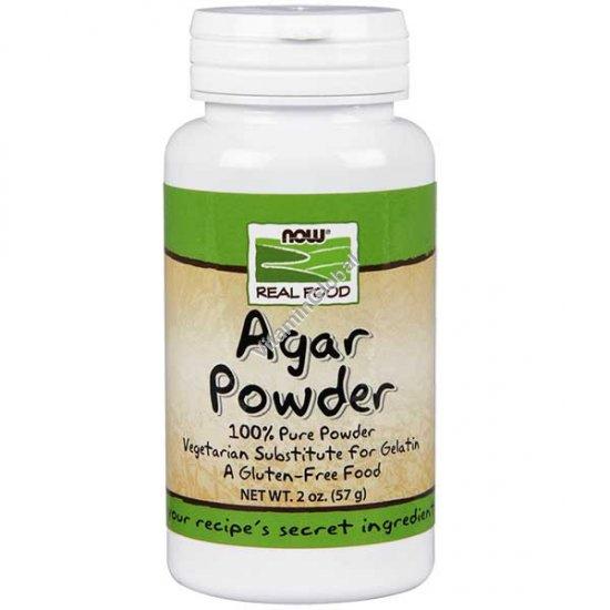 Agar Agar Powder 57g - Now Foods