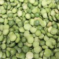 Organic Green Split Peas 500g - Tvuot