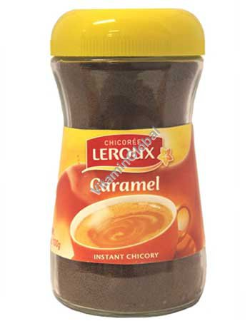 Instant Chicory with Caramel Flavor 100g (3.5oz) - Leroux