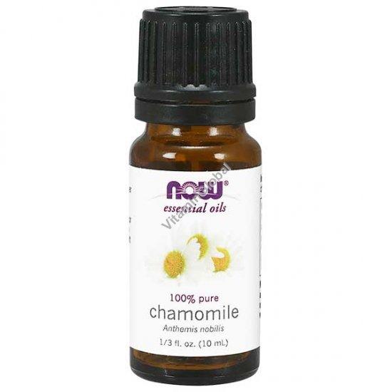 Chamomile Oil (Roman),100% Pure 10ml - Now Essential Oils