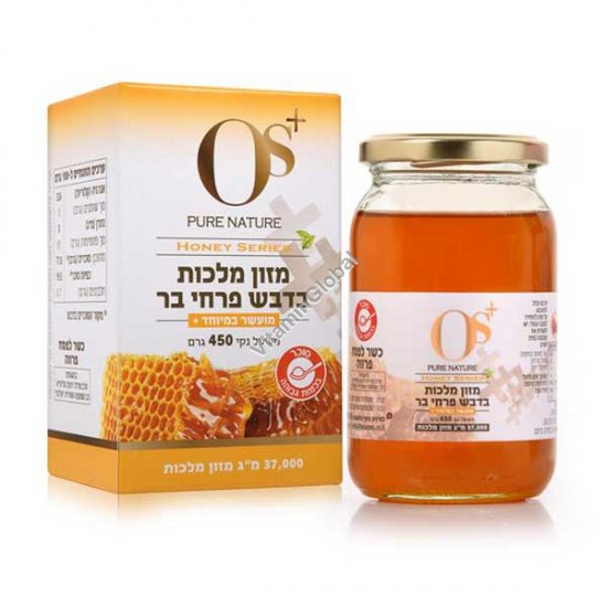 Royal Jelly 37000 mg in Pure Honey 450g - OS