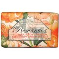 Romantica Noble Cherry Blossom and Basil Natural Soap Bar 250g - Nesti Dante