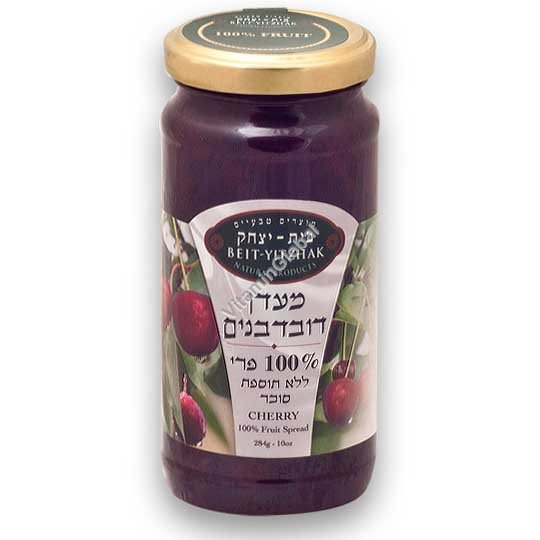 No Sugar Added Cherry Jam 284g - Beit Yitzhak