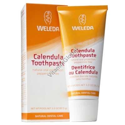 Calendula Toothpaste 75ml - Weleda