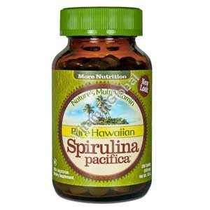 Pure Hawaiian Spirulina 200 tablets - Nutrex