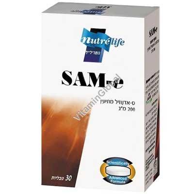 SAM-e 200 mg 30 tabs - Altman