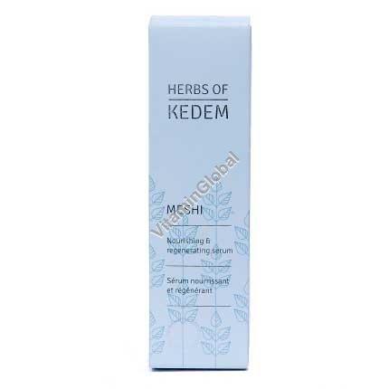 Meshi - Nourishing & Regenerating Serum 15ml (0.50 fl. oz) - Herbs of Kedem