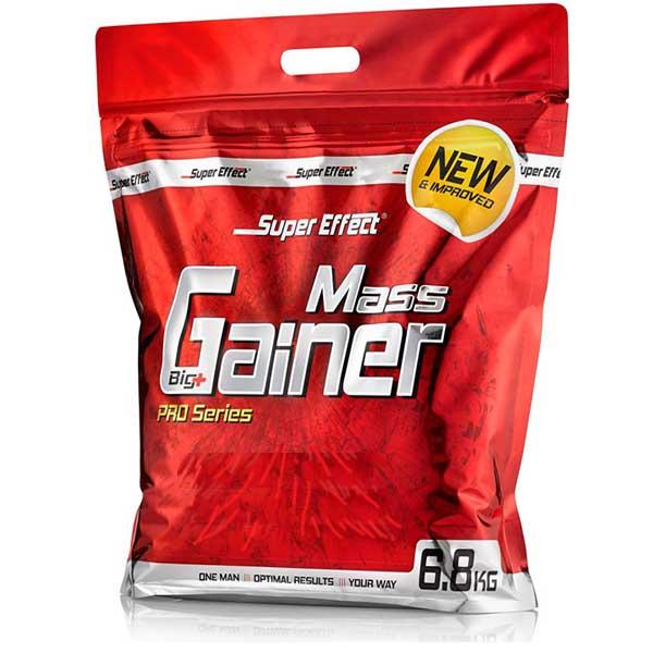 Kosher Mass Gainer Vanilla Flavour 6800g - Super Effect