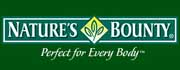Nature's Bounty - Natural Food Supplements